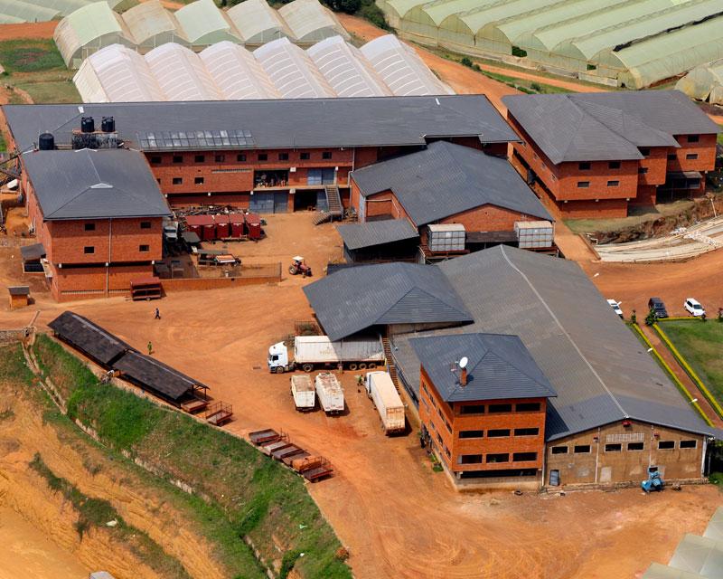 Rosebud Farm Buildings