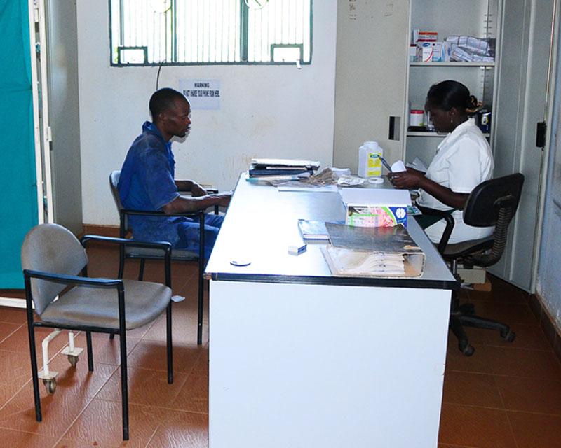 Rosebud Staff Clinic