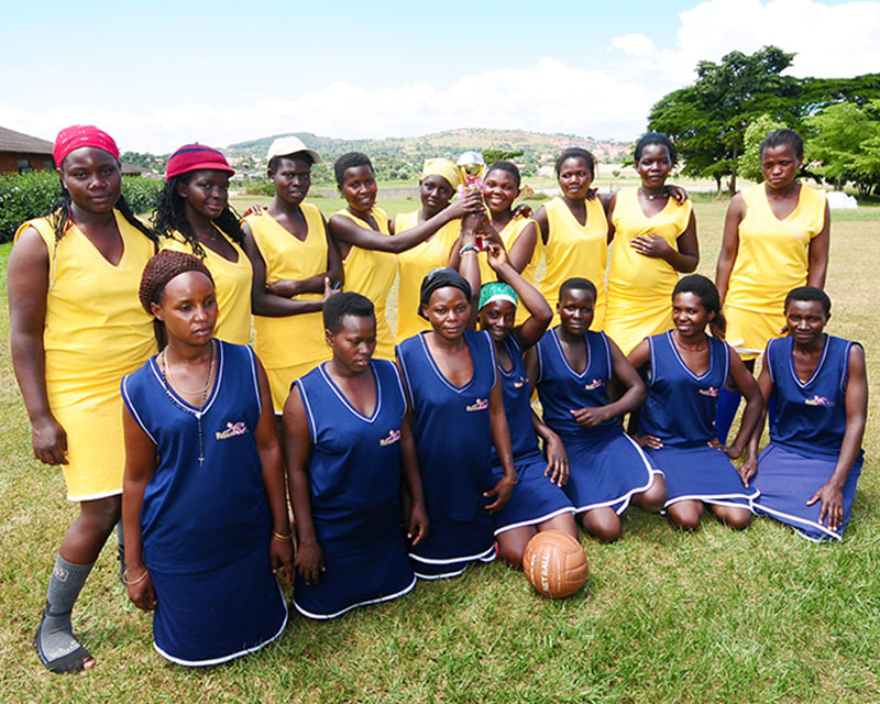 Rosebud Women's Netball Team